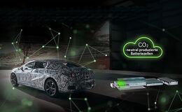08/2020, Mercedes EQS und CATL Batterie