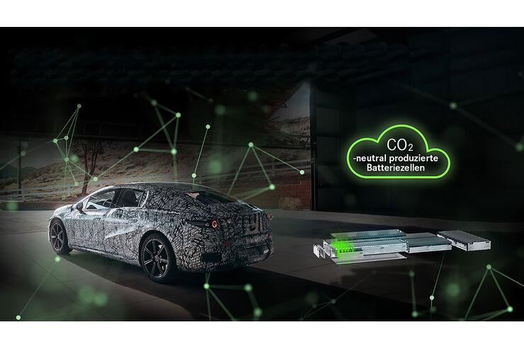 Farasis: Steht Mercedes bald ohne Batteriezellen da? | AUTO MOTOR UND SPORT - auto motor und sport