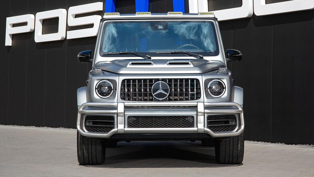 08/2020, Posaidon Mercedes-AMG G 63 RS 830+