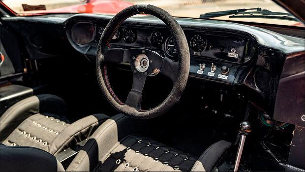 08/2021, 1966 Ford GT40 Replika aus Ford vs Ferrari