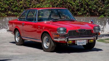 08/2021, 1968 BMW-Glas 3000 V8