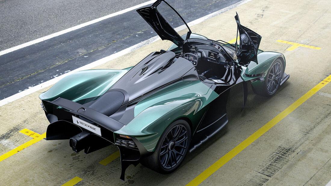 08/2021, Aston Martin Valkyrie Spider