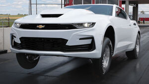 08/2021, Chevrolet COPO Camaro mit Big-Block-V8