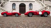 08/2021, Elektro-Kinderauto Ferrari Testa Rossa J von The Little Car Company