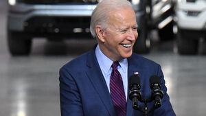 08/2021, Joe Biden Präsentation Ford F-150 Lightning