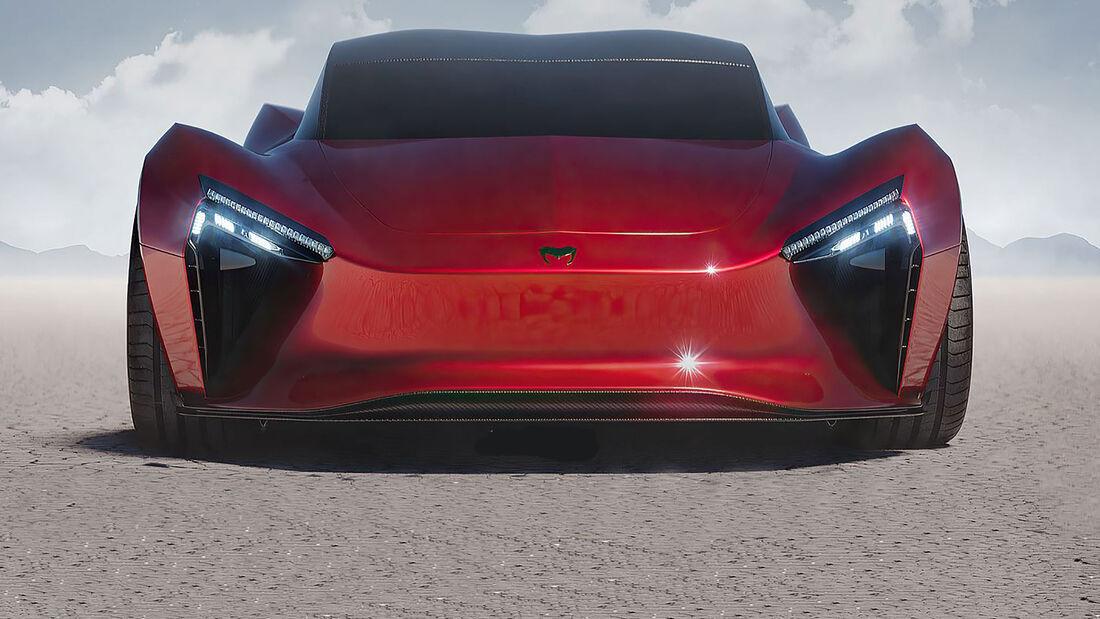 08/2021, Mean Metal Motors Azani