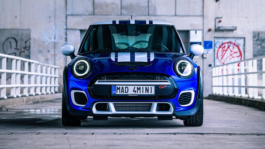 08/2021, Mini GP3 by Minispeed auf Basis Mini John Cooper Works GP3
