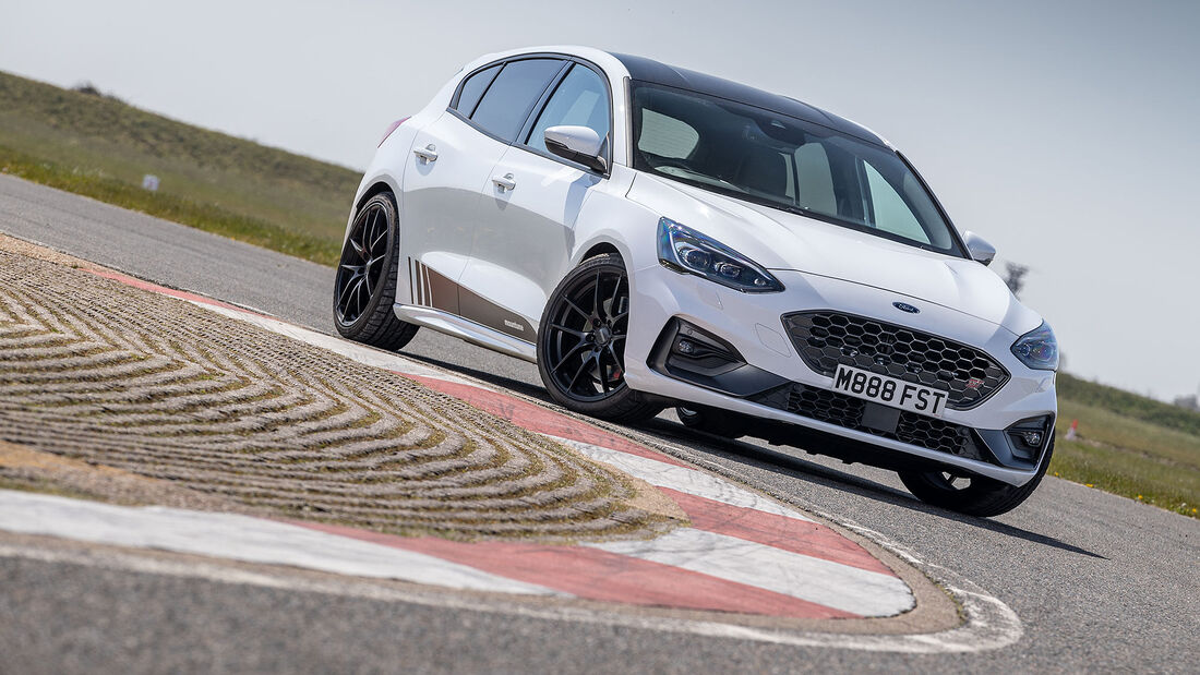 08/2021, Mountune Ford Focus ST m365