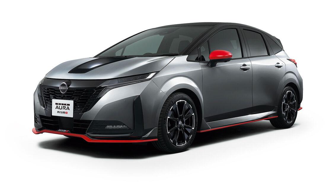 08/2021, Nissan Note Aura Nismo