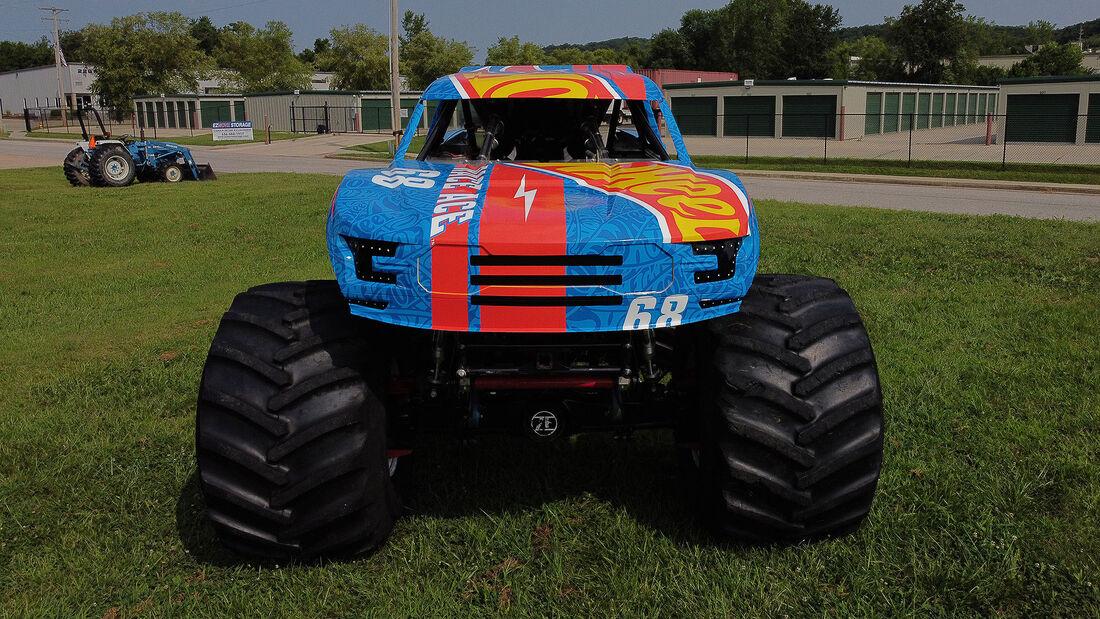 08/2021, Race Ace Hot Wheels Monster Trucks Live 2021
