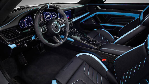 08/2021, TopCar Porsche 911 992 Stinger GTR 3.0 Specter