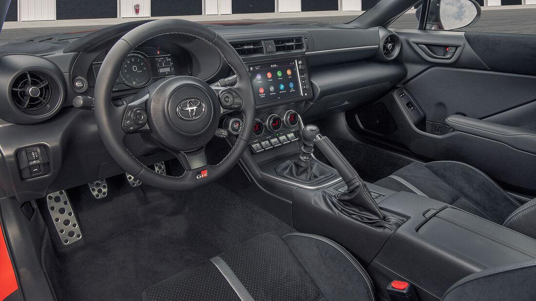 08/2021, Toyota GR 86