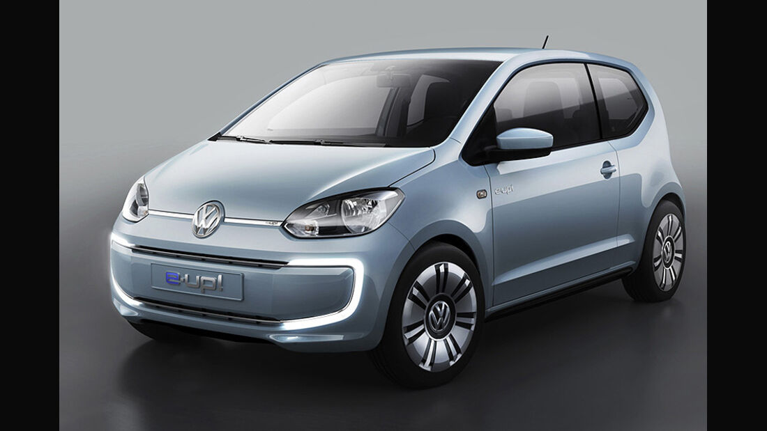 09/2011, VW E Up