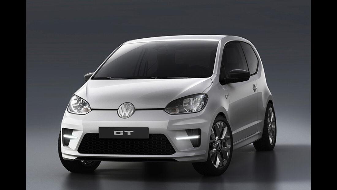 09/2011, VW Up GT
