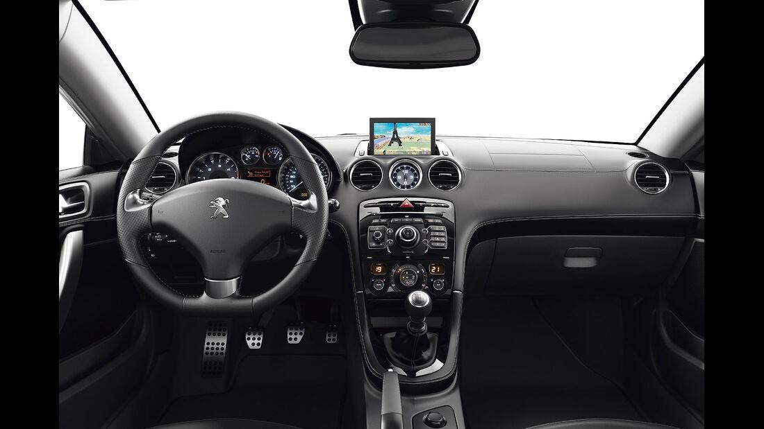 09/2012, Peugeot RCZ Facelift, Innenraum