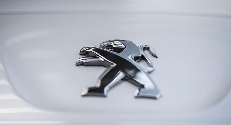 09/2012, Peugeot RCZ Facelift, Logo