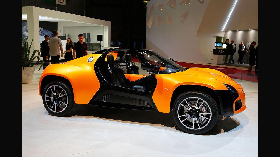 09/2012, Venturi America Elektroauto