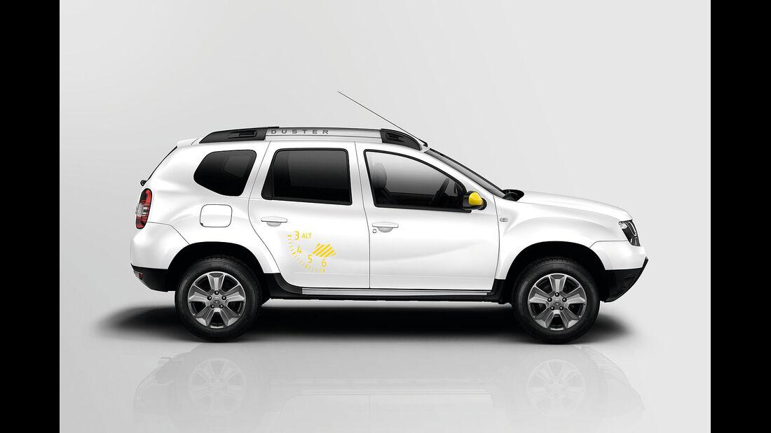 09/2014 Dacia Duster Air Sondermodell