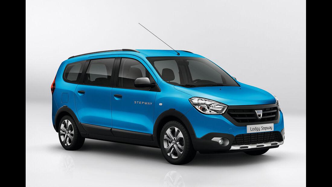 09/2014, Dacia Lodgy Stepway