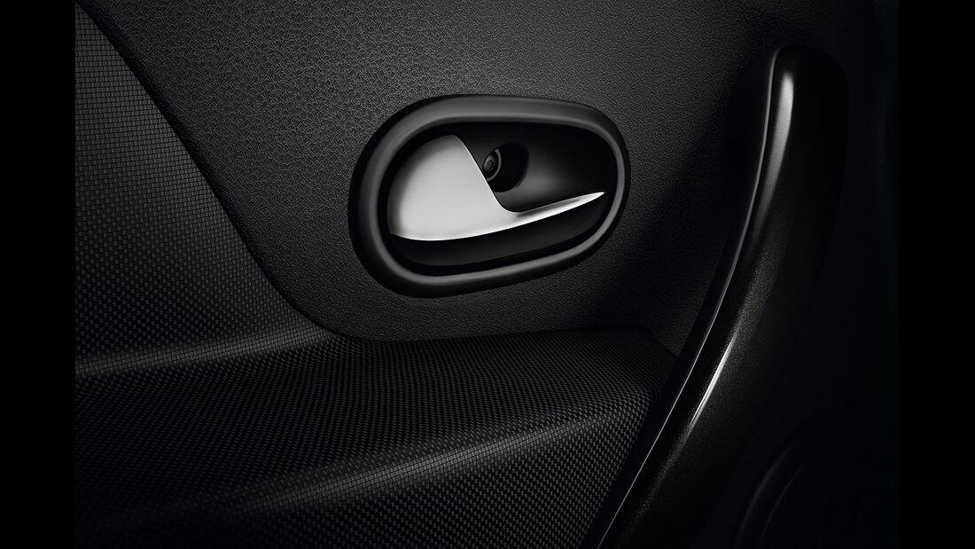 09/2014 Dacia Sandero Black Touch Sondermodell
