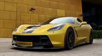 09/2014, Geiger Cars Chevrolet Corvette C7 Stingray