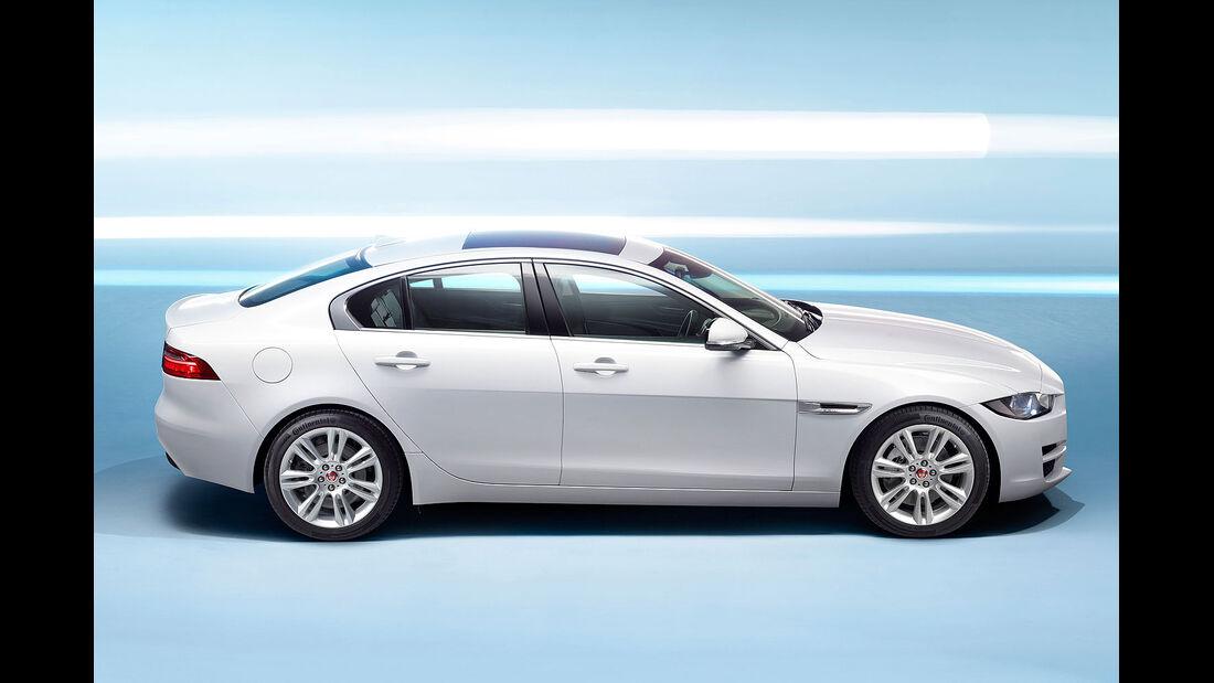 09/2014 Jaguar XE Prestige