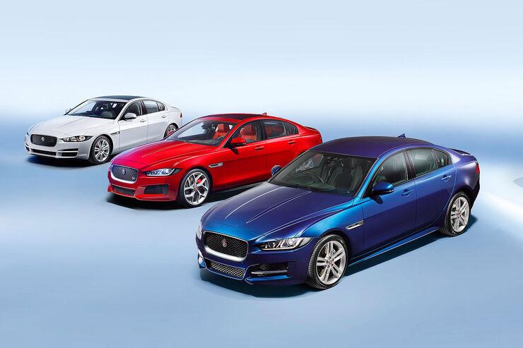 09/2014 Jaguar XE Range