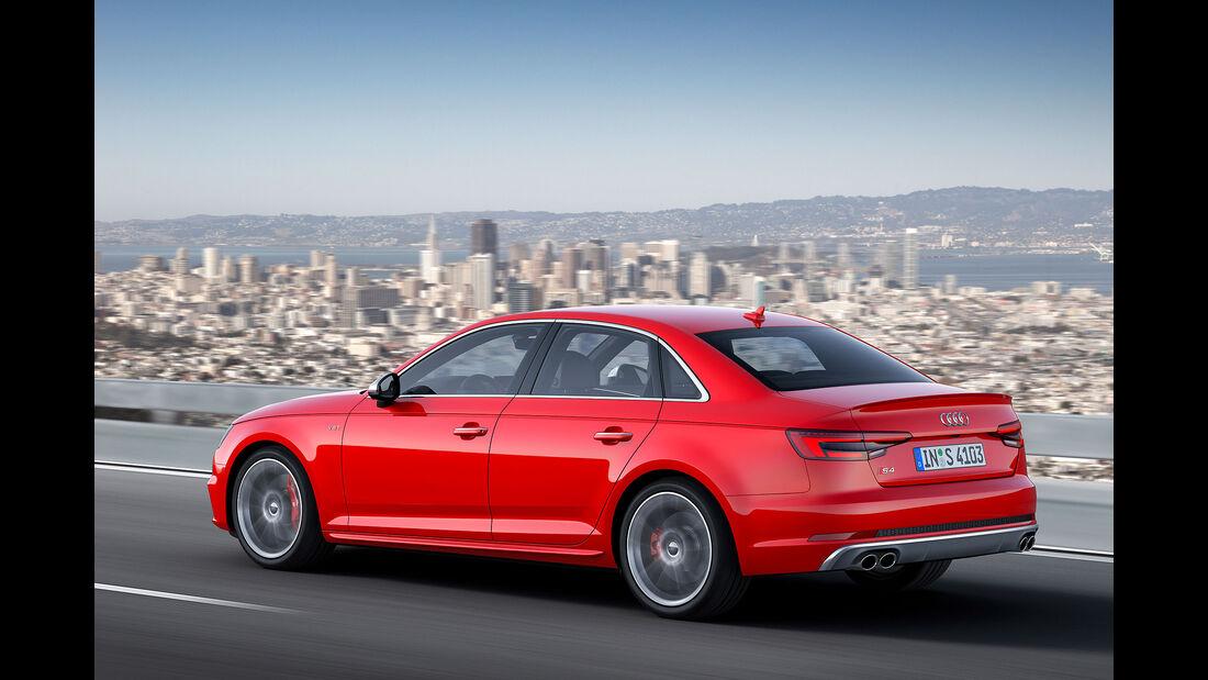 09/2015, Audi S4 Limousine