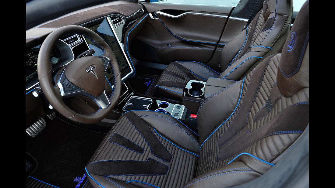 09/2015, BRABUS ZERO EMISSION Tesla Model S