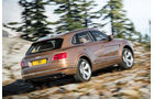 09/2015, Bentley Bentayga Sperrfrist