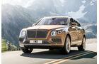 09/2015, Bentley Bentayga Sperrfrist
