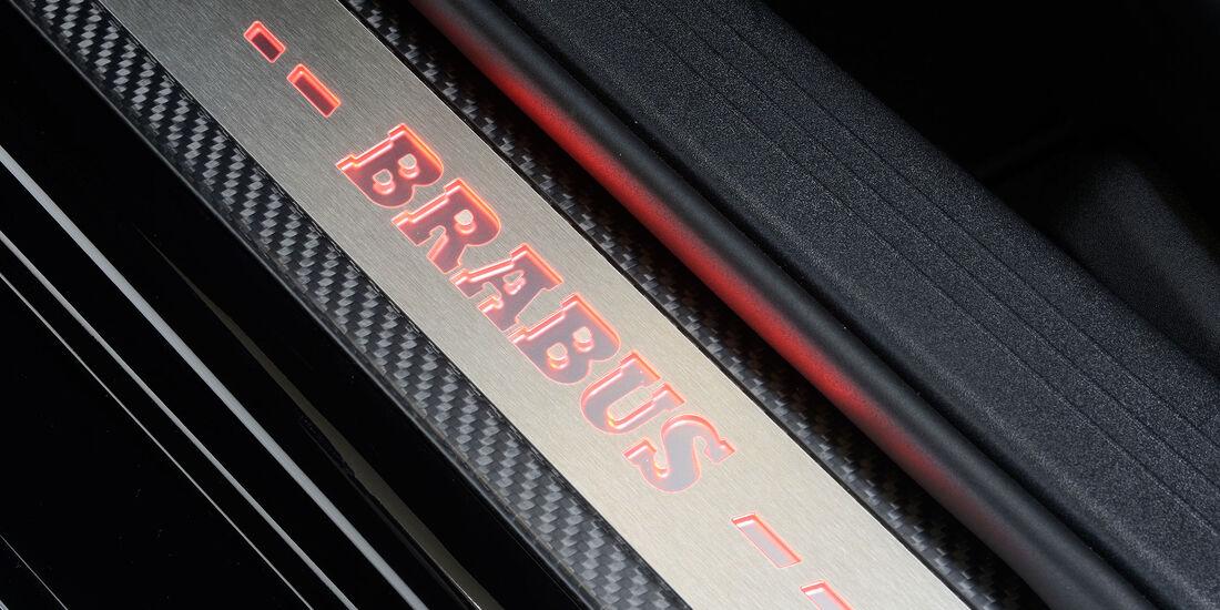 09/2015, Brabus 600 Mercedes-AMG GT