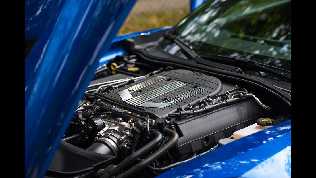 09/2015, Chevrolet Corvette Z06 Geiger Cars