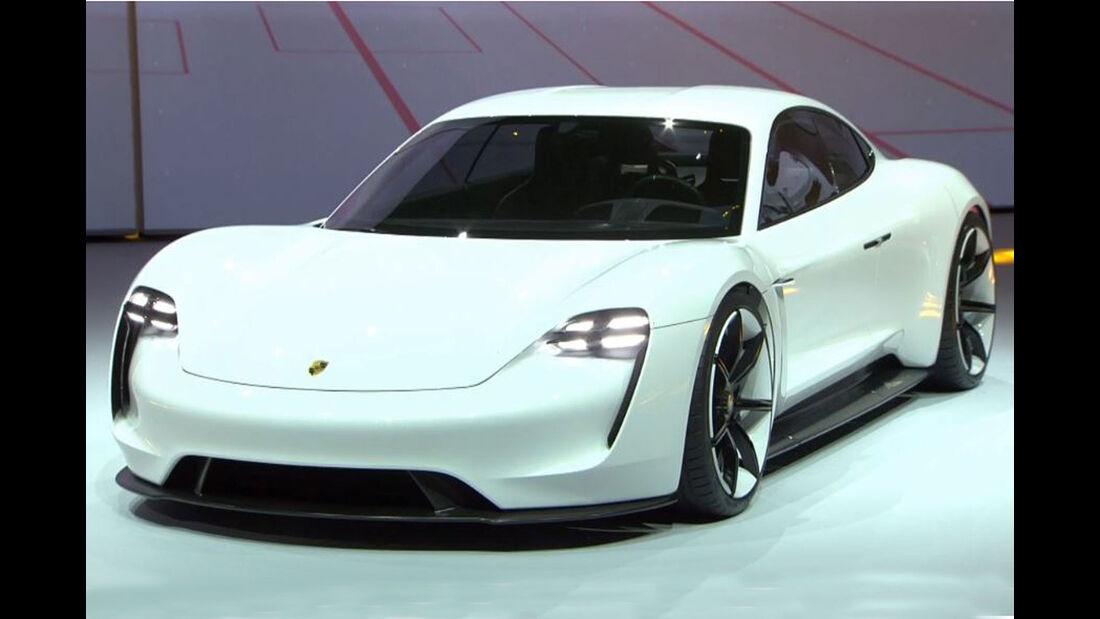 09/2015, Porsche Mission E