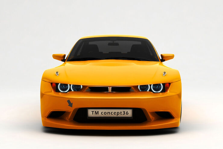 09/2015, TM Concept E36.