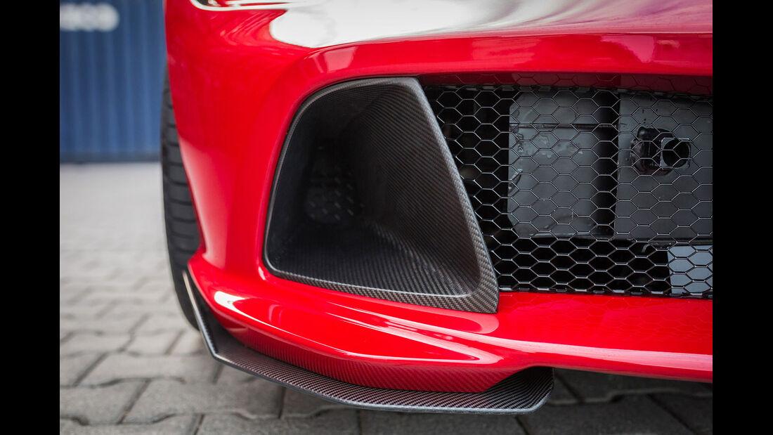 09/2015 Zender Alfa Romeo 4C Coupé
