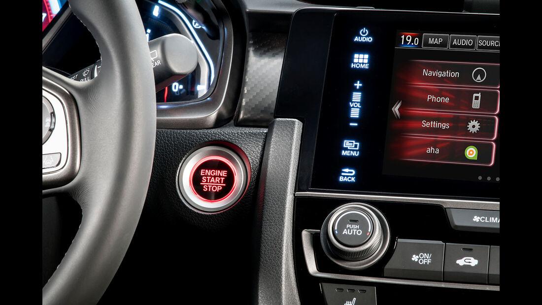 09/2016 Honda Civic Hatchback 16.9.2016 8.00 Uhr Sperrfrist
