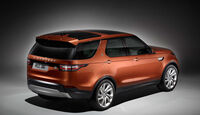 09/2016, Land Rover Discovery Sperrfrist 28.9.2016 20.30 Uhr