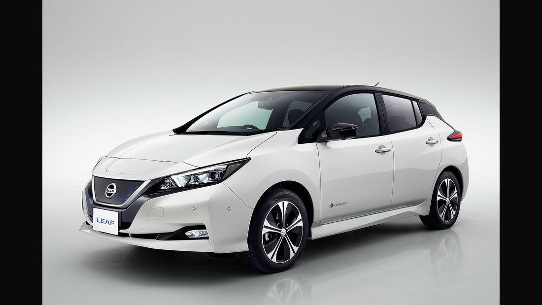 09/2017, Nissan Leaf