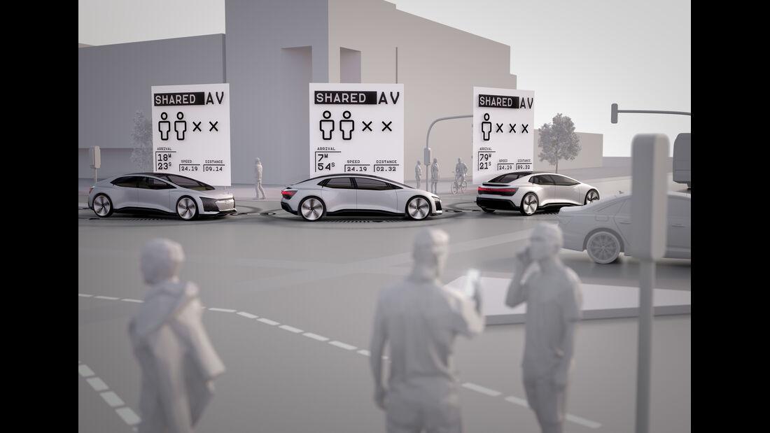 09/2018, Audi Studie 25 hour - flow