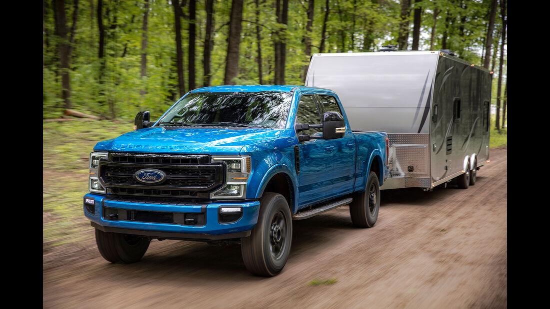 09/2019, 2020 Ford F-Series Super Duty