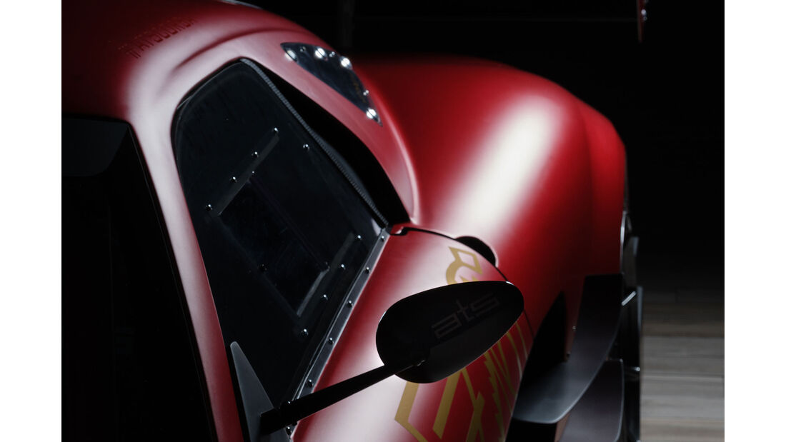 09/2019, ATS Corsa RR Turbo