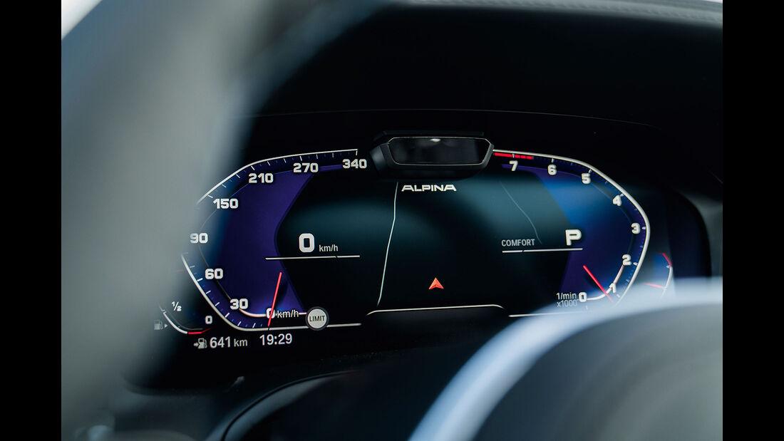 09/2019, Alpina B3 Touring
