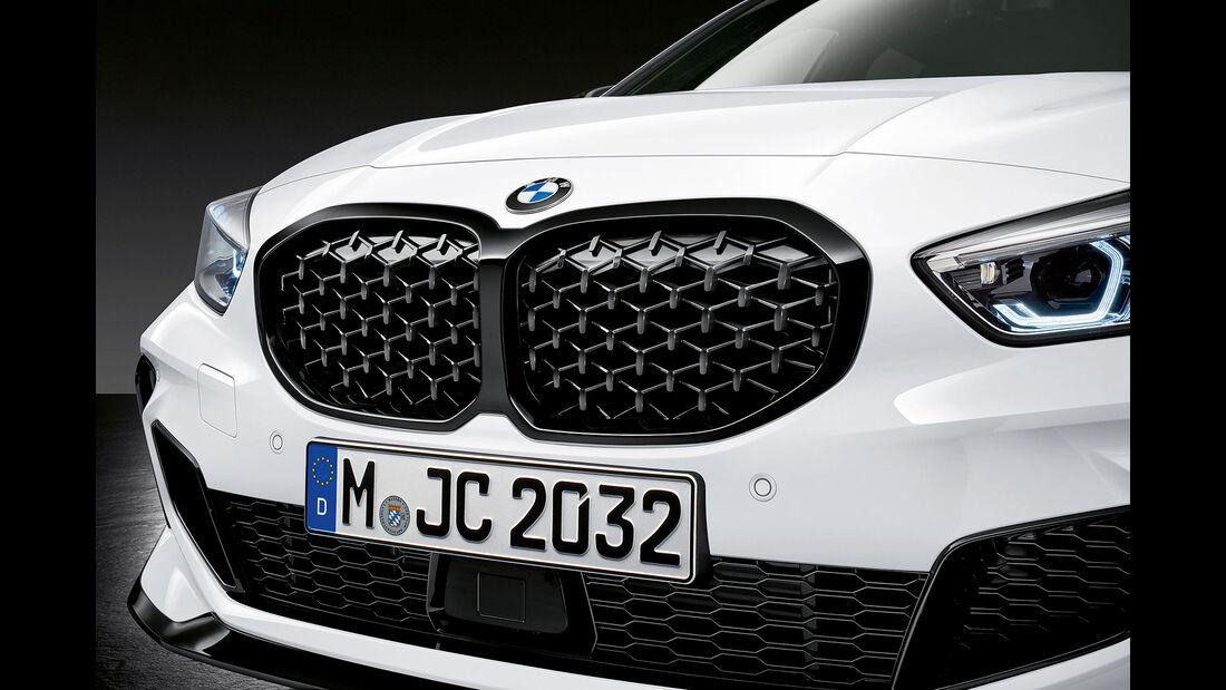 09/2019, BMW 1er mit M Performance Paket