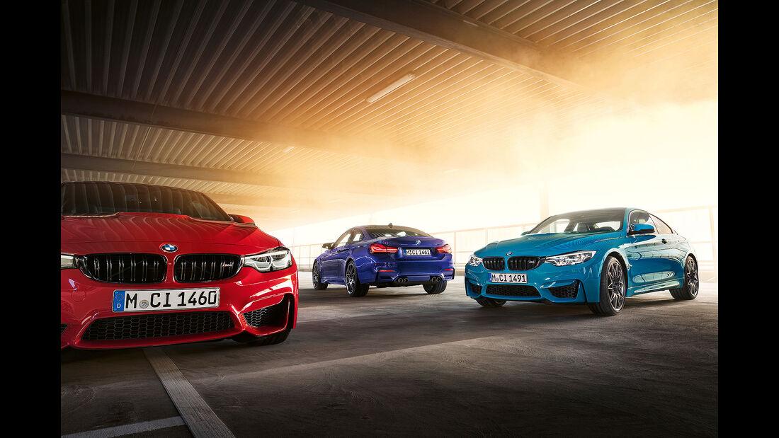 09/2019, BMW M4 Edition M Heritage