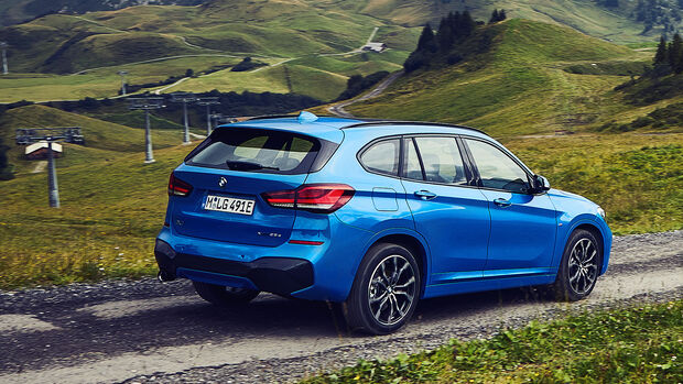 09/2019, BMW X1 xDrive25e