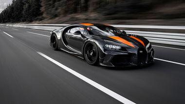 09/2019, Bugatti Chiron 300 mph