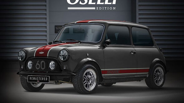 09/2019, David Brown Automotive Classic Mini Oselli Edition
