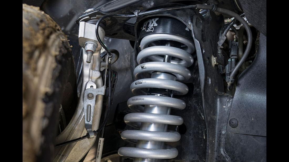 09/2019, Ford Ranger mit Offroad-Upgrade
