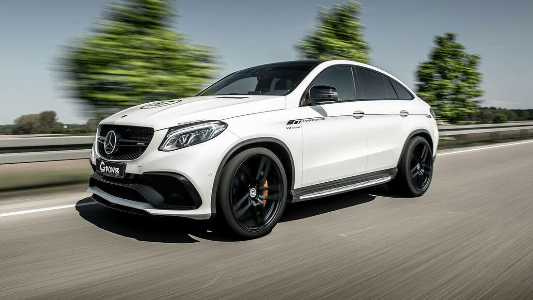 09/2019, G-Power Mercedes-AMG GLE 63 S Coupé